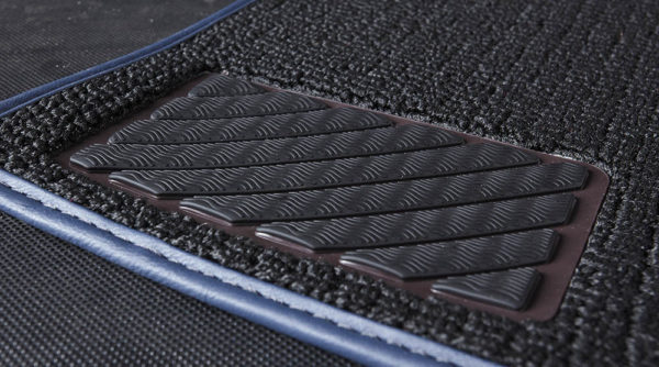Luxury mat velvet pad for extra protection